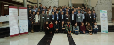 ERA-PLANET in the UNOSD Expert Group for water food energy resilience in Mid-Lat Region