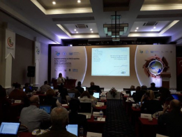 GEOEssential Regional workshop on UNCCD reporting, 12-15 March 2018, Antalya, Turkey