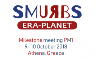SMURBS is organizing the PM1 Milestone Meeting in Athens, 9-10 October 2018!