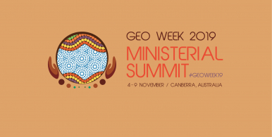 Era-planet @ GEO WEEK 2019, 4-9 November 2019, Canberra, Australia