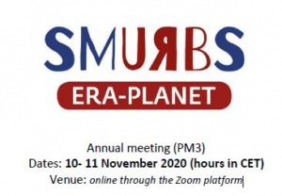 SMURBS Online Annual Meeting PM3, 10- 11 November 2020