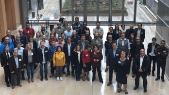 GEOEssential at the ERA-PLANET annual meeting 2019